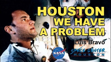 Photo of Houston We Have a Problem – Luis Bravo