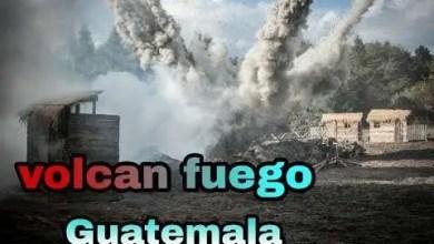 Photo of Volcan de Fuego hace erupción en Guatemala