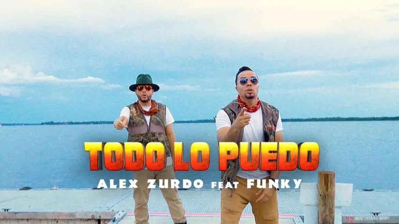 Lee más sobre el artículo Alex Zurdo ft. Funky – Todo Lo puedo (Video Oficial)