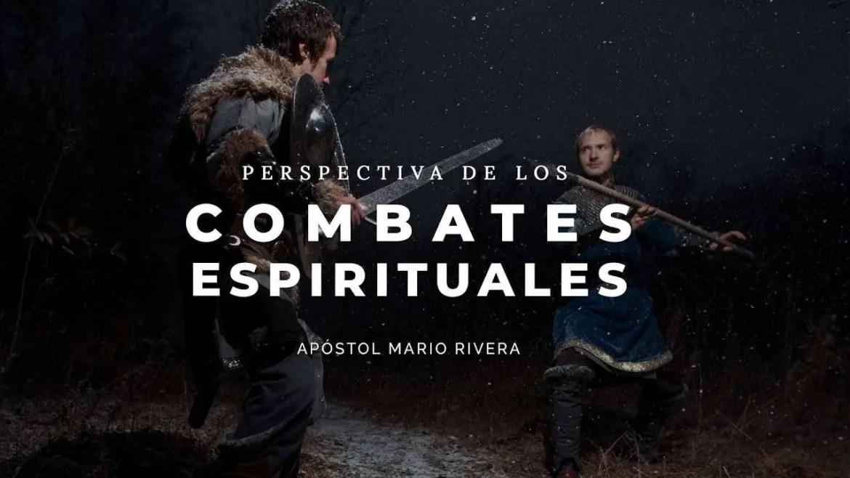 Lee más sobre el artículo Perspectiva de Guerra Espiritual – Apóstol Mario Rivera