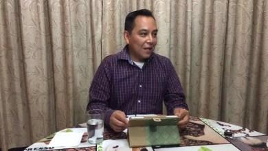 Testimonio del llamado de Dios - Luis Bravo
