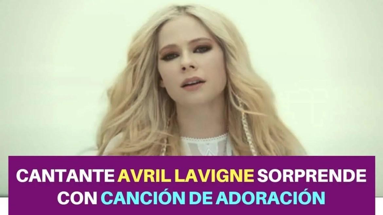 En este momento estás viendo Avril Lavigne lanza: Head Above Water, donde canta a Dios