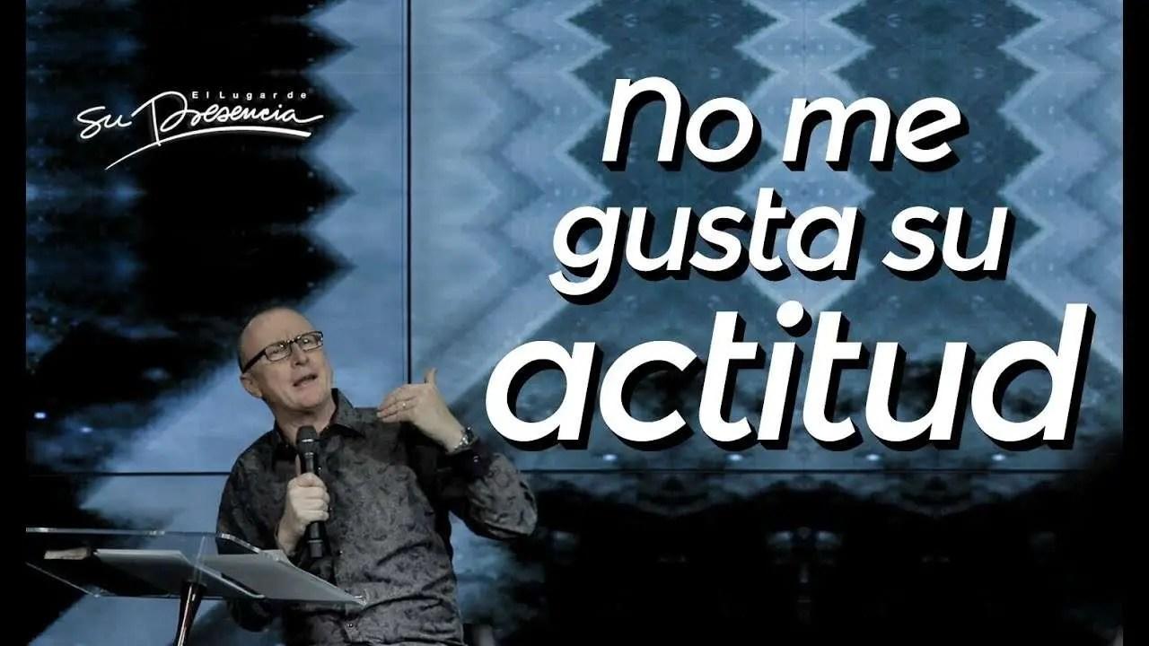 En este momento estás viendo No me gusta su actitud – Andrés Corson