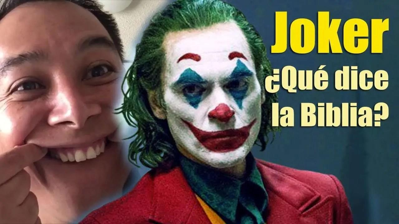 En este momento estás viendo Joker ¿Qué dice la Biblia? – Luis Bravo