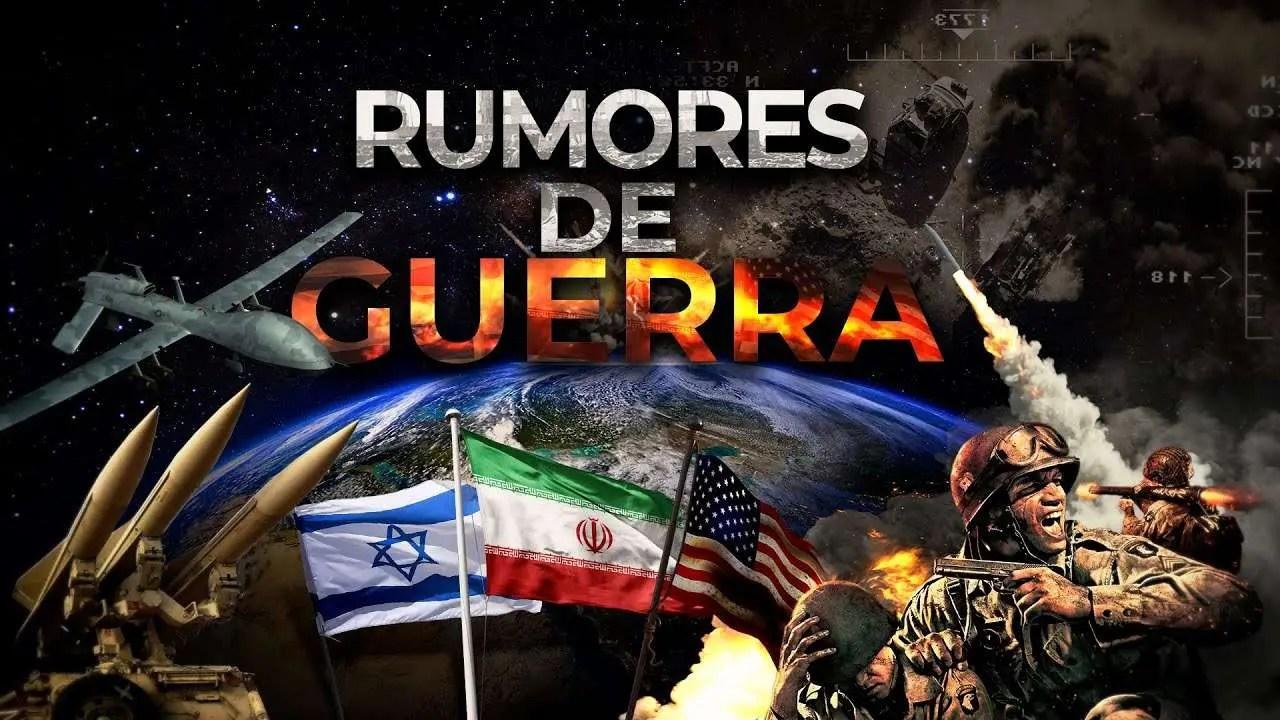 En este momento estás viendo Rumores de Guerra – Apóstol German Ponce