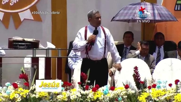 Acuérdate de la mujer de Lot – Rev Eugenio Masias