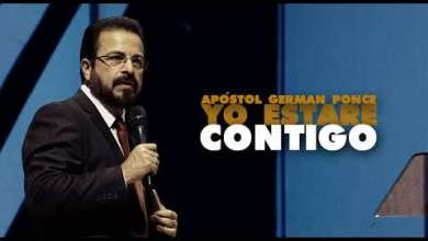 Photo of Yo Estaré Contigo – Apóstol German Ponce
