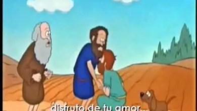 Photo of El hijo prodigo animado, con musica de Torre fuerte
