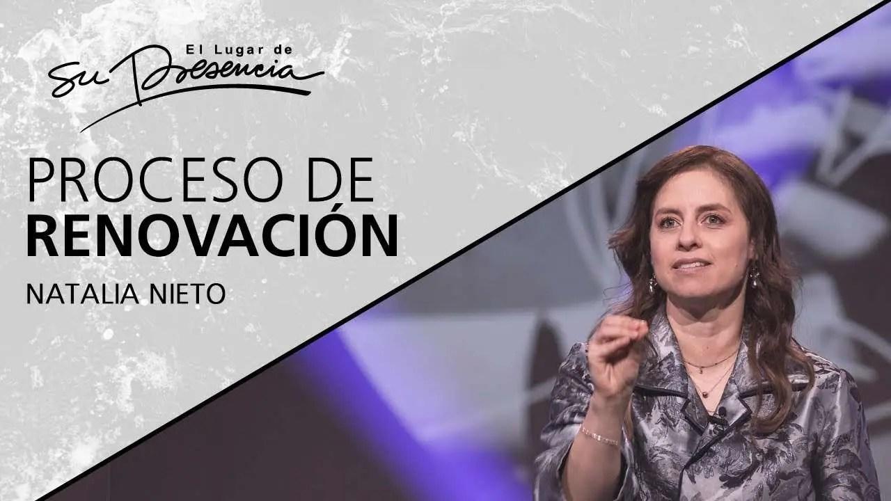 Lee más sobre el artículo Proceso de renovación – Natalia Nieto