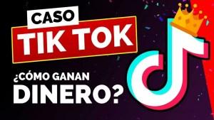 Caso Tik Tok: ¿Comó ganan dinero? – Especiales