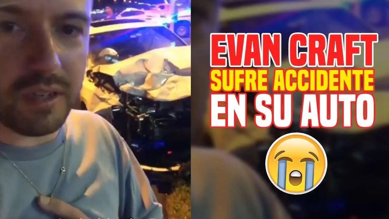 En este momento estás viendo Mas detalles del accidente de auto de Evan Craft