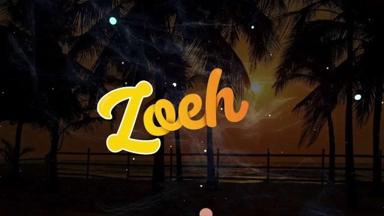 Familia Zoeh – Dale Gracias Al Señor