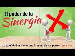 Lee más sobre el artículo El poder de la Sinergia – Luis Bravo