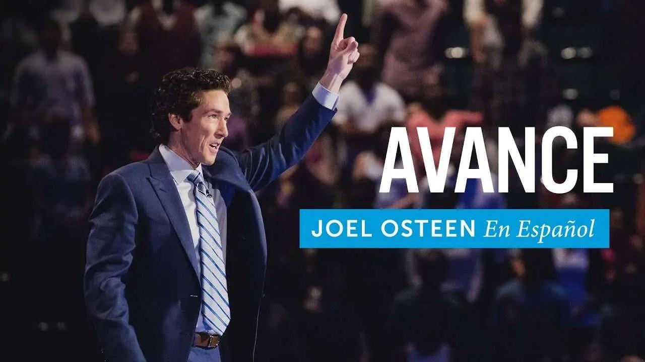 Joel Osteen – Avanzando