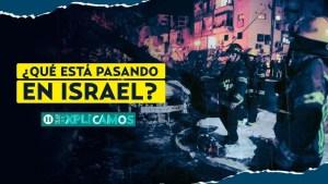 Lee más sobre el artículo ¿Qué está pasando en Israel? conflicto entre israelíes y Palestina