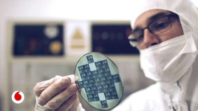 Nanotecnología: Chips de Grafeno implantados en el cuerpo humano