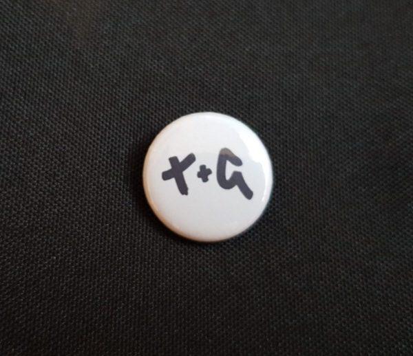 Badge: T&G Initials