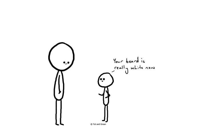 Tut and Groan Things My Nephew Says (Part Five) cartoon