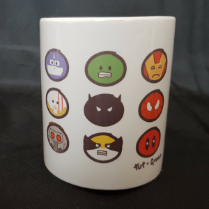 Mug: Shameless Marvel-ous Sell Out