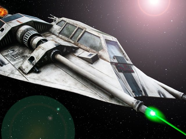 star wars lasers