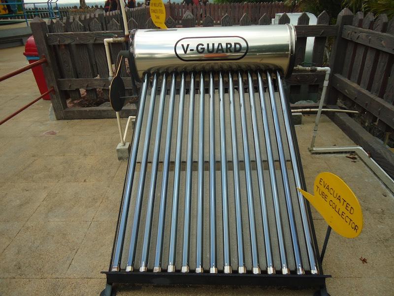 v guard solar water heater Solar water heater