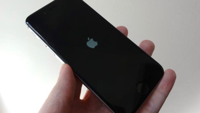 Unfreeze a frozen iPhone
