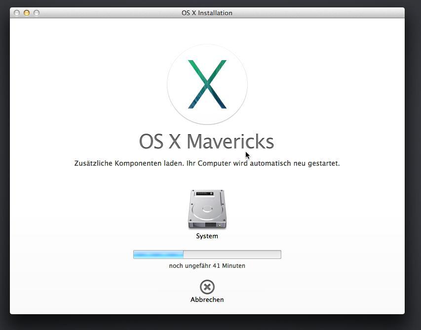 Anleitung: Einen gebrauchten Mac für den Verkauf zurücksetzen