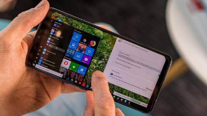 Accéder à Votre PC à Partir de Votre Téléphone Android/iPhone