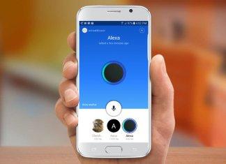 Parler à Alexa sur iPhone et Android