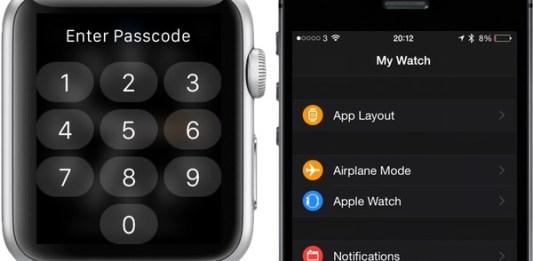 Comment Contourner Votre Code Apple Watch avec Votre iPhone