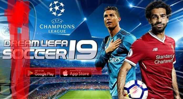 Télécharger Dream League Soccer 2019 pour iOS Sans Jailbreak