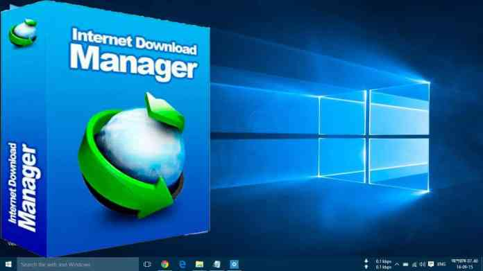 Télécharger IDM 6.32 Build 9
