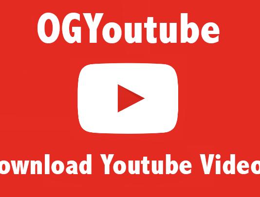 Télécharger OGYouTube APK