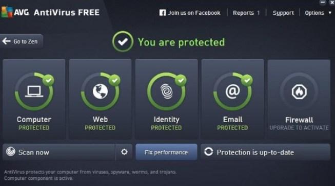 Télécharger AVG Gratuit 2020 Antivirus