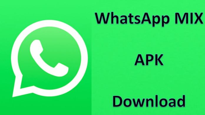 Télécharger WhatsApp Mix APK 2020