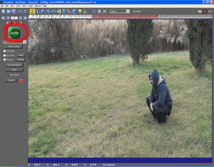 MOTION TRACKING 3D 1
