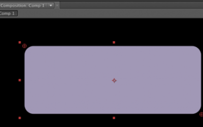 Angoli arrotondati in After Effects