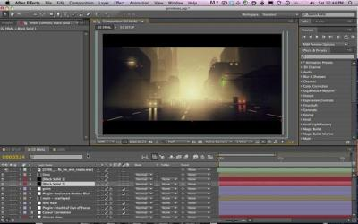 Compositing in After effects: la sua importanza