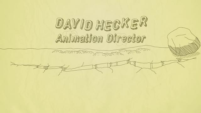 David Hecker showreel 2011