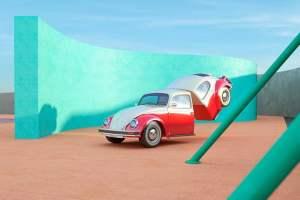 """Le strambe macchine animate del video """"Cut & Shut"""" di Chris Labrooy 6"""