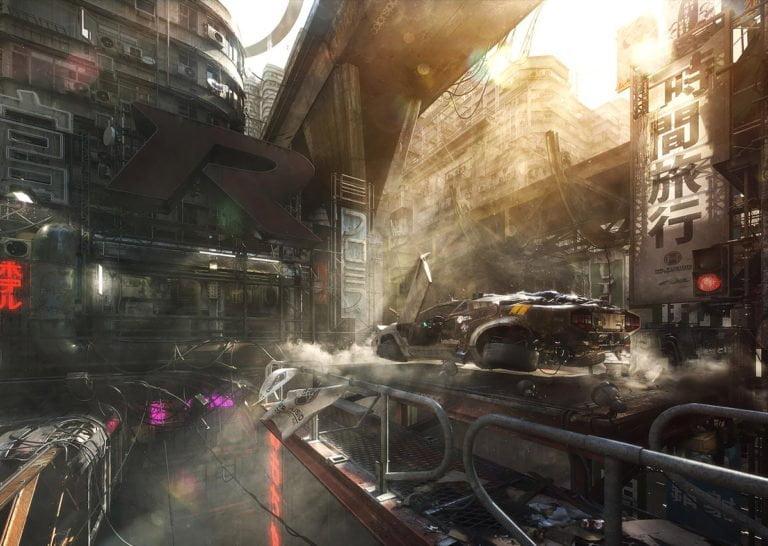 Render 3d di automobili iperrealistici di Carlos Pecino 1