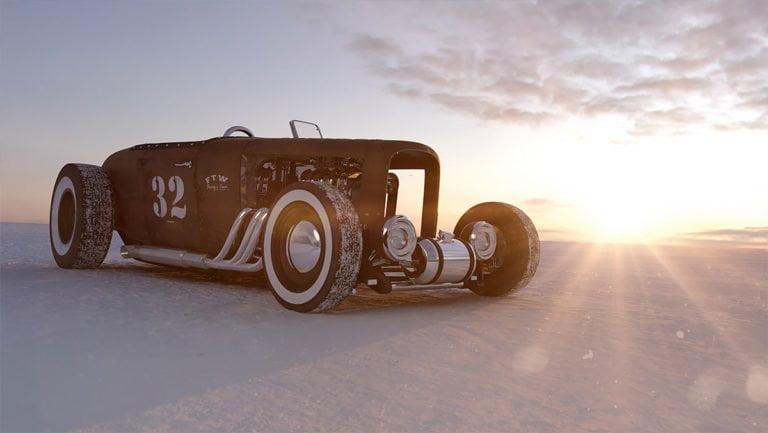 Render 3d di automobili iperrealistici di Carlos Pecino 9