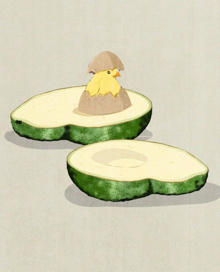 Illustrazioni minimaliste dell'artista Andrea Ucini 7