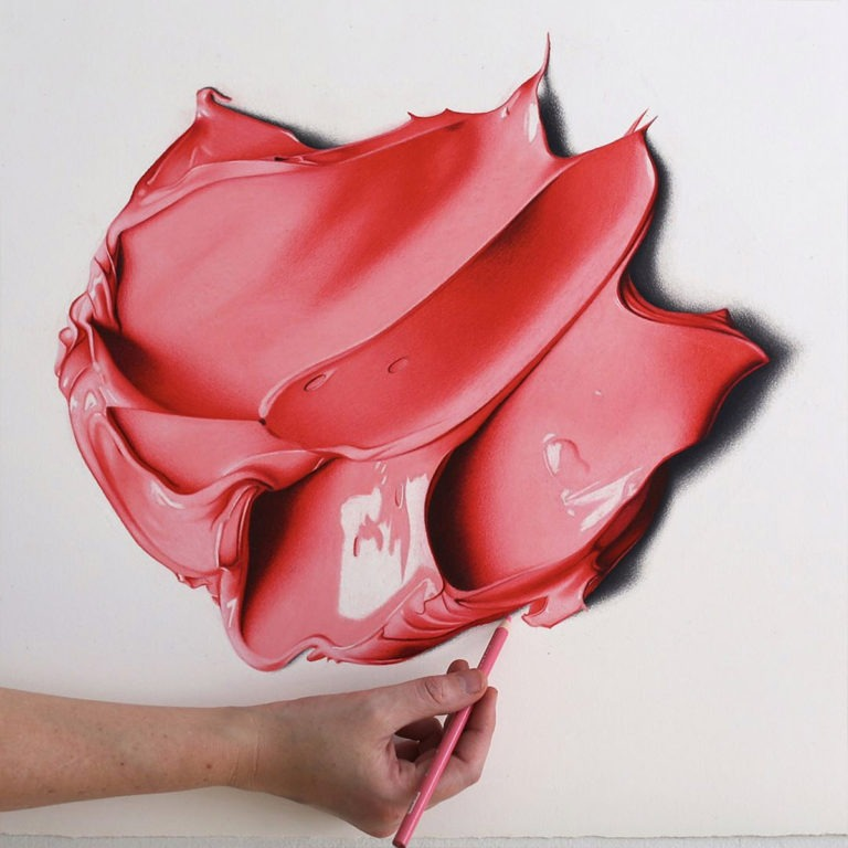 Disegni a mani iperrealistici di CJ Hendry 8