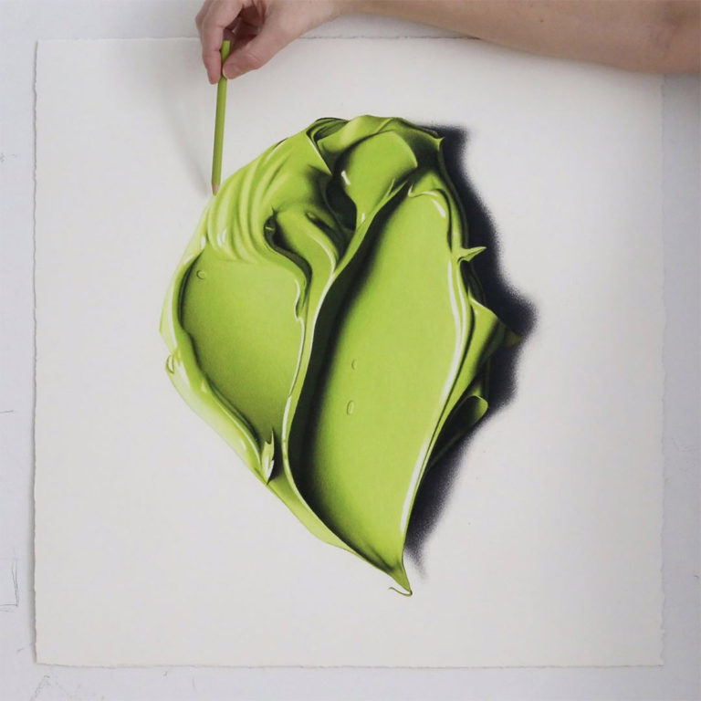 Disegni a mani iperrealistici di CJ Hendry 14