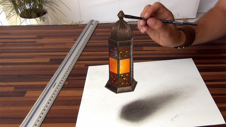 I magnifici 3D fasulli di Stefan Pabst 12