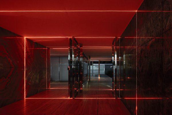 Geometria di luci. Un lavoro di Luftwerk 2