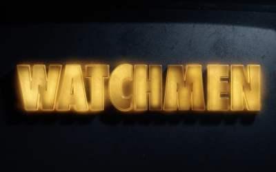 Watchmen titoli di testa