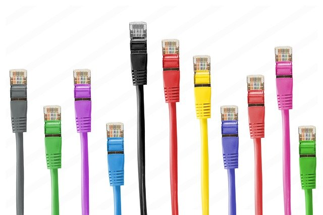 twisted pair cable - transmission media class 12