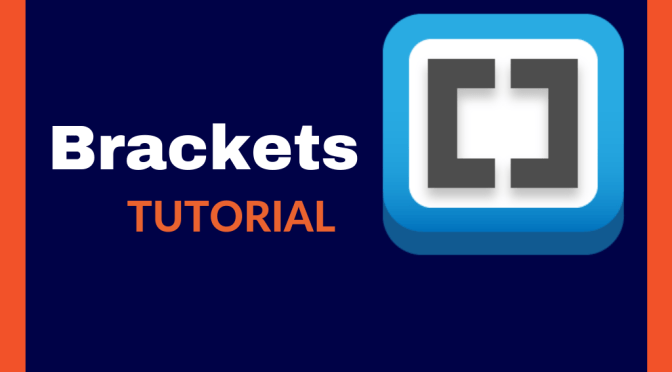 Adobe Brackets Text Editor Tutorial